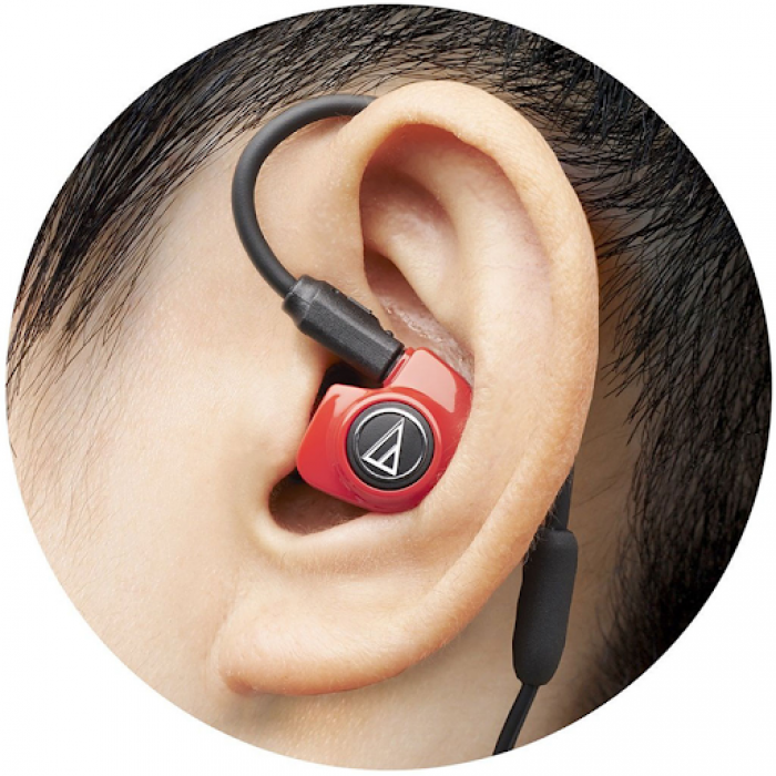 Tai nghe Audio Technica IM70 hàng chính hãng2