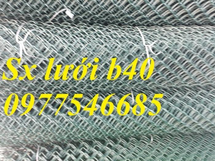 Lưới thép b40 ,lưới thép b40 bọc nhựa sản xuất theo yêu cầu.1