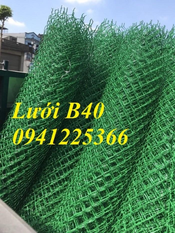 Lưới thép b40 ,lưới thép b40 bọc nhựa sản xuất theo yêu cầu.3
