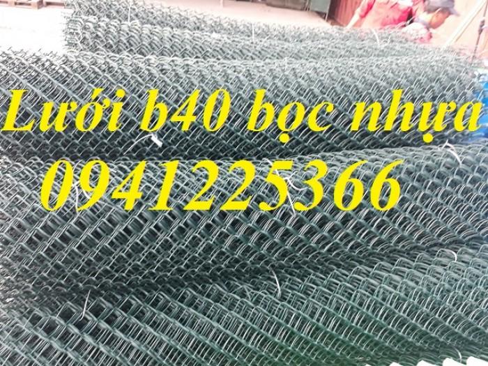 Lưới thép b40 ,lưới thép b40 bọc nhựa sản xuất theo yêu cầu.5