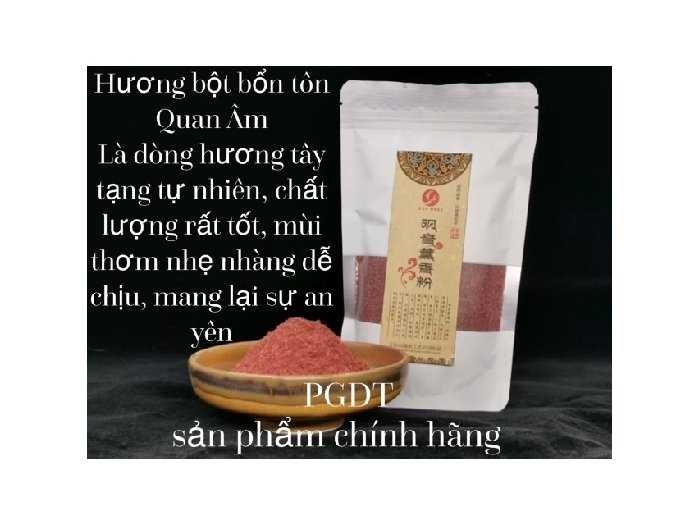 Hương bột cúng dường Bổn Tôn từ Tây Tạng2