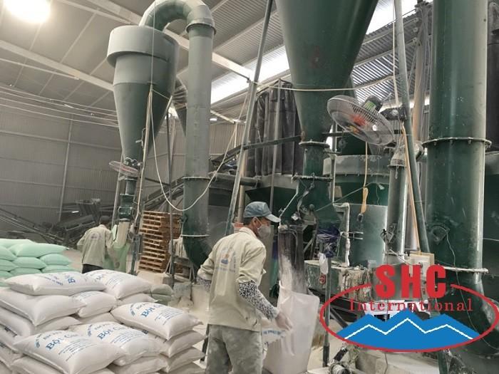 Xưởng sản xuất bột đá mịn3
