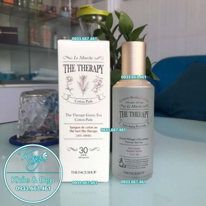 Tinh Chất THE THERAPY First Serum1