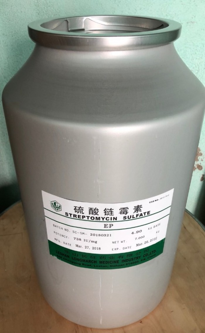 Streptomycin dùng trong Nuôi Tôm Cá1