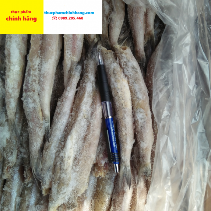 Cá bống đông lạnh cắt bỏ đầu1