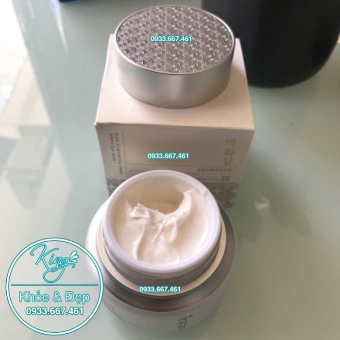 Kem Yehwadam Pure Brightening Cream3