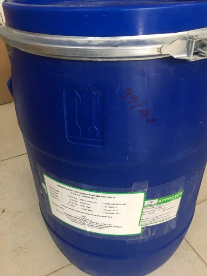 Amoxyciline Trihydrate nhập khẩu1