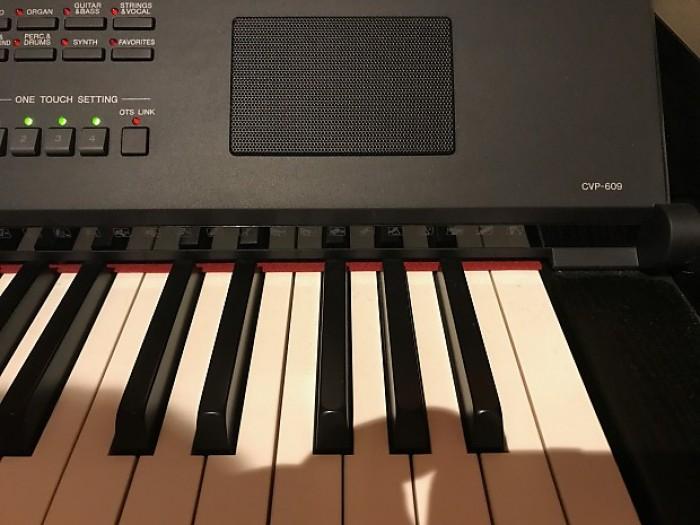 ĐÀN PIANO YAMAHA CVP 609 CHÍNH HÃNG - KHÁT VỌNG MUSIC