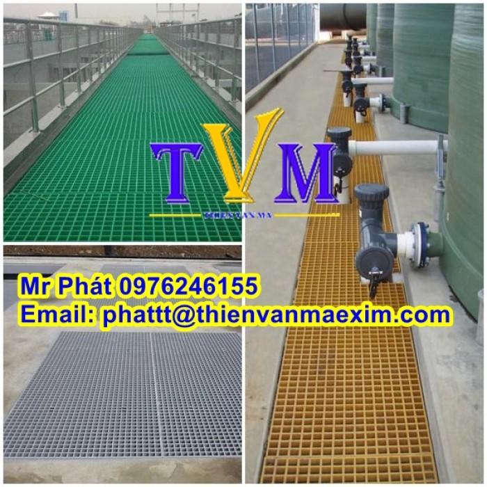 Công ty bán tấm sàn lót lối đi lại, sàn kháng hóa chất, chống tia UV6