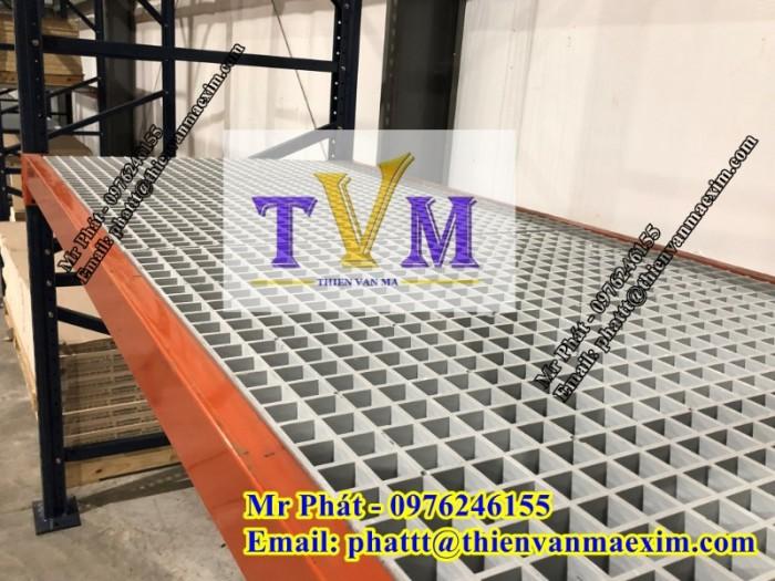 Công ty bán tấm sàn lót lối đi lại, sàn kháng hóa chất, chống tia UV3