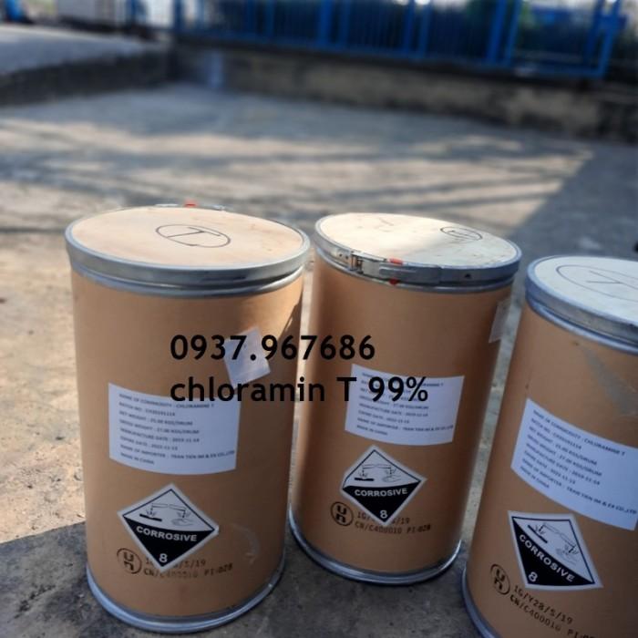 Chloramin T – Hóa Chất Tẩy Rửa Khử Trùng .0