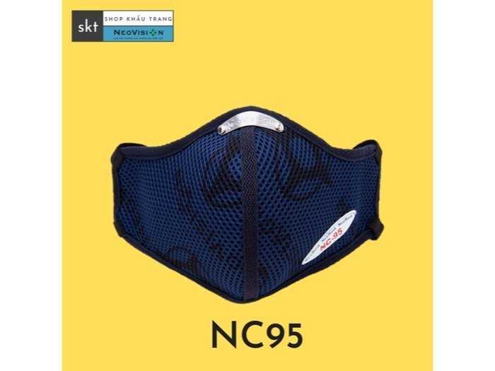 khẩu trang NC95 neovision than hoạt tính1