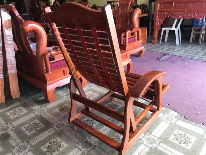 Ghế lười gỗ căm xe5