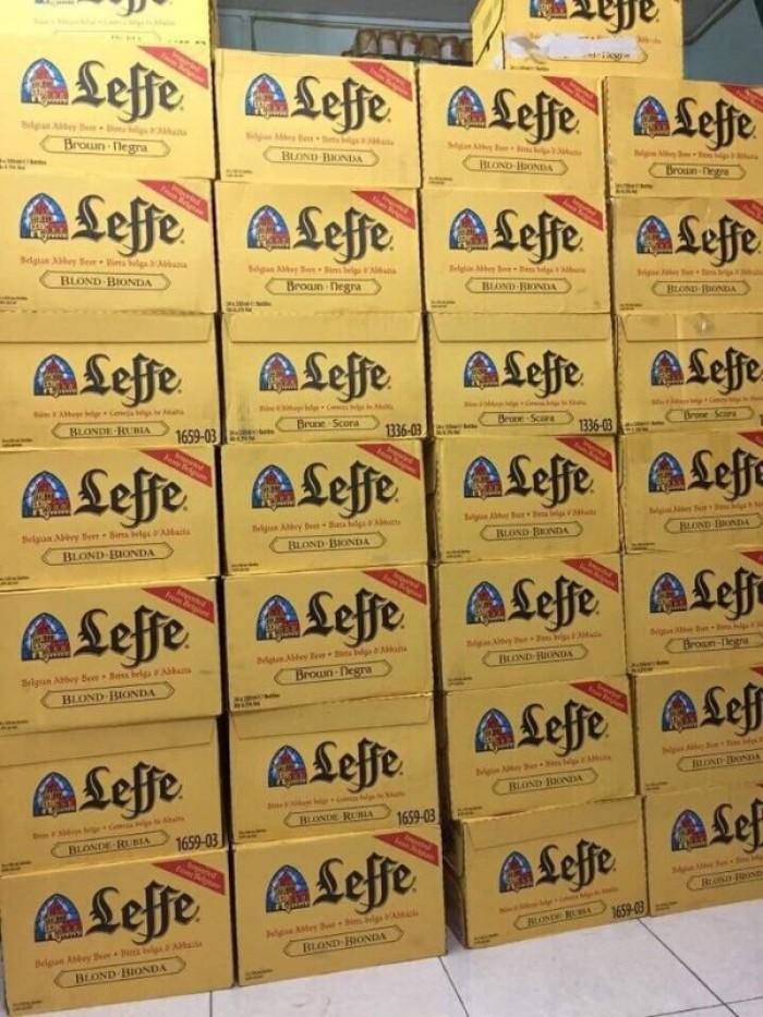 Bia Leffe Vàng, Nâu Bỉ2