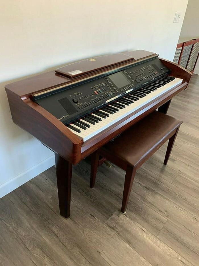 ĐÀN PIANO YAMAHA CVP 307 CHÍNH HÃNG - KHÁT VỌNG MUSIC