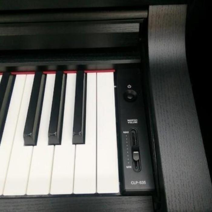 ĐÀN PIANO YAMAHA CLP 635 CHÍNH HÃNG - KHÁT VỌNG MUSIC
