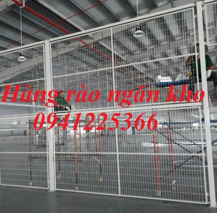 Hàng rào sơn tĩnh điện,Hàng rào mạ kẽm5