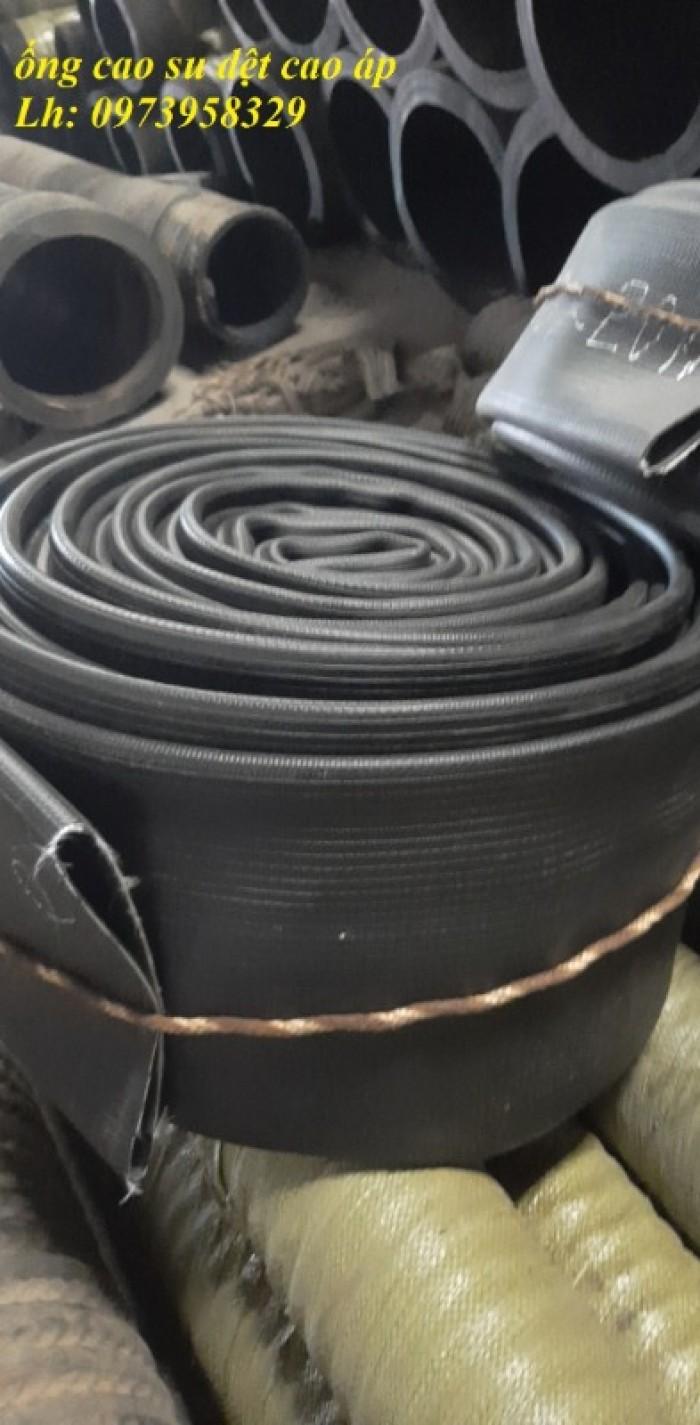 ống cao su dệt cao áp , xả nước 09739583291