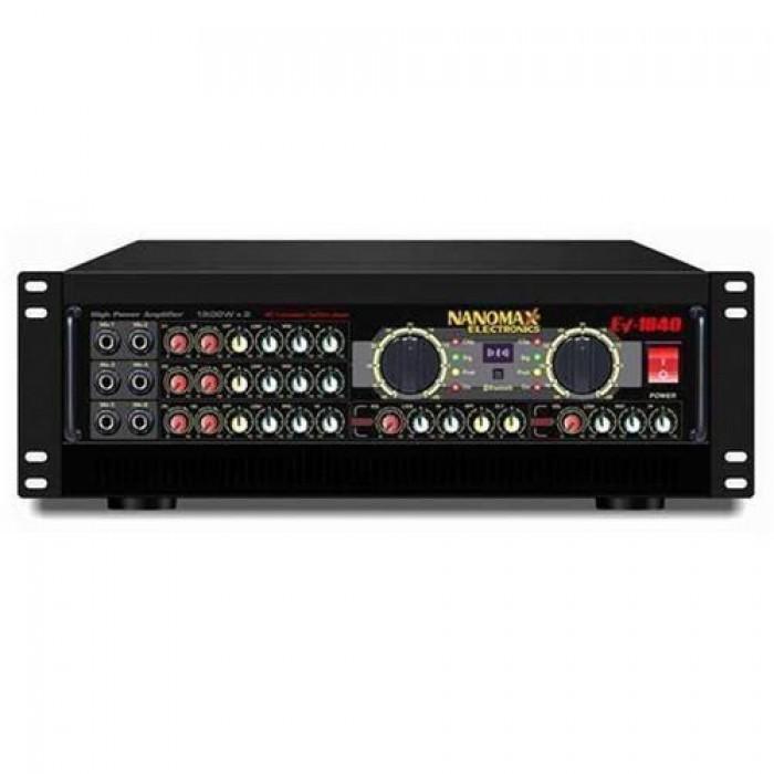 Cục đẩy công suất Nanomax, Paramax, Hòa Nhạc, Card...đỉnh cao chất lượng âm thanh1