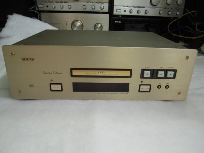 CD TEAC 10SE1