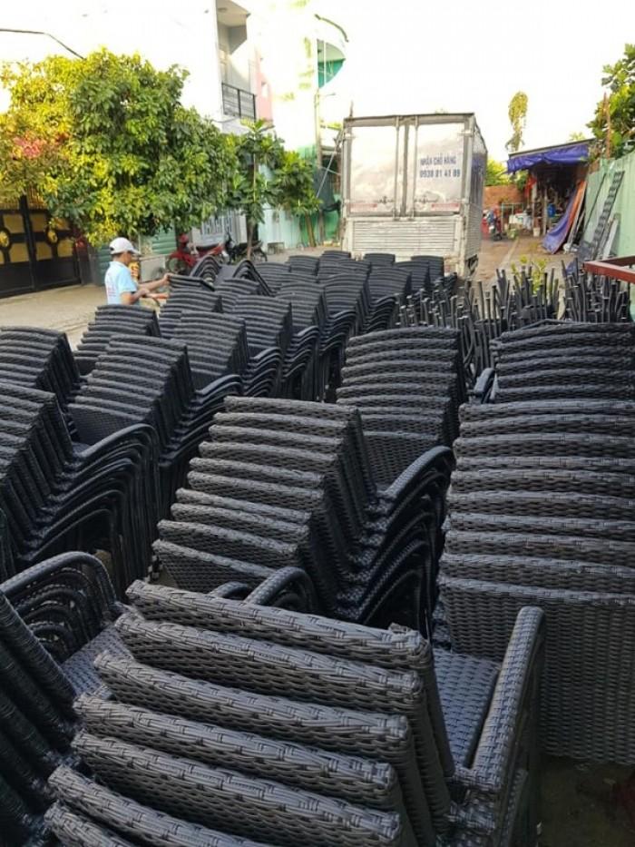 Cần thanh lý 50 bộ bàn ghế tồn kho giá rẻ NHGH13