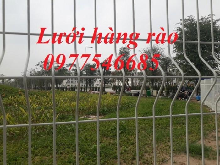 Hàng rào lưới thép hàn mạ kẽm- Hàng rào lưới thép hàn