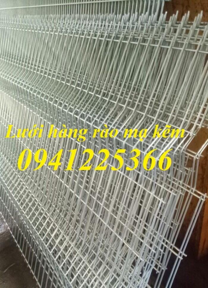 Lưới thép hàng rào mạ kẽm,hàng rào lưới thép hàn chập