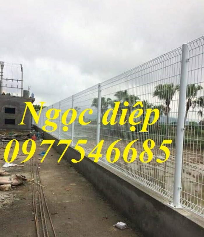 Lưới thép hàng rào-hàng rào lưới thép hàn