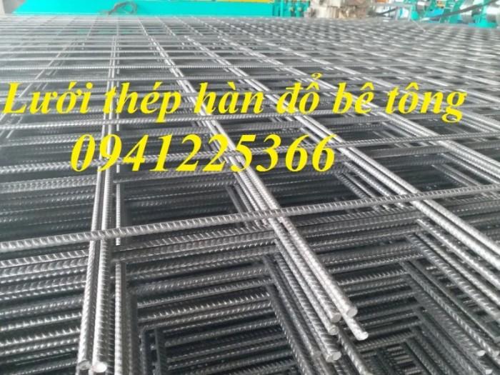 Lưới thép đổ sàn bê tông tại Hà Nội0