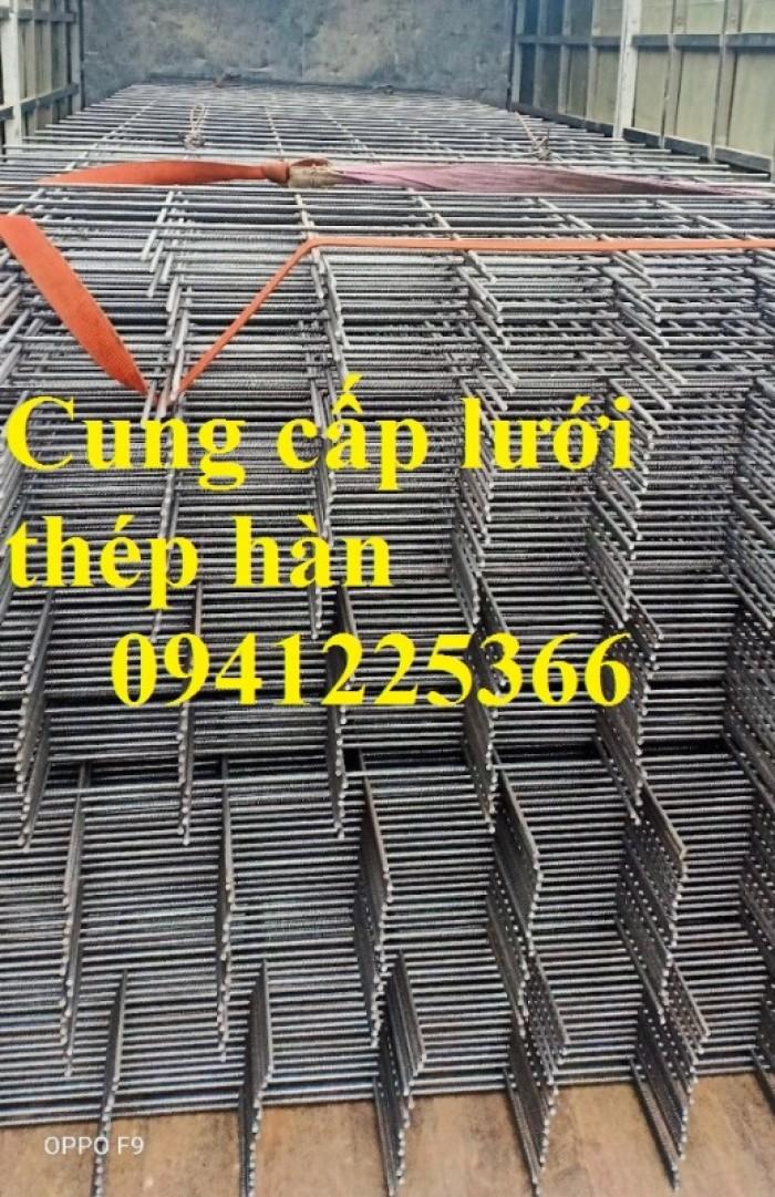 Lưới thép hàn đổ bê tông -Lưới đổ sàn bê tông -Lưới thép hàn1