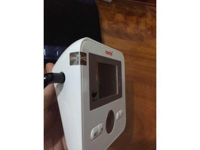 Máy đo huyết áp chính hãng nhập từ châu Âu1