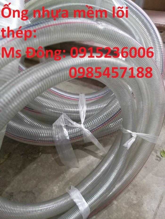Ống nhựa mềm lõi thép D55, D64, 76, 90 hàng sẵn kho giá rẻ nhất Hà Nội2
