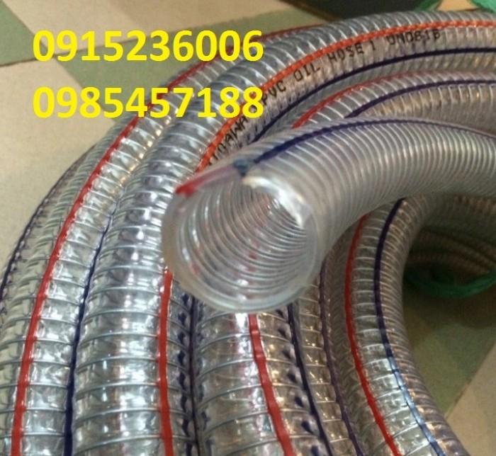 Ống Nhựa mềm lõi thép D100, D110, D120 phân phối toàn quốc