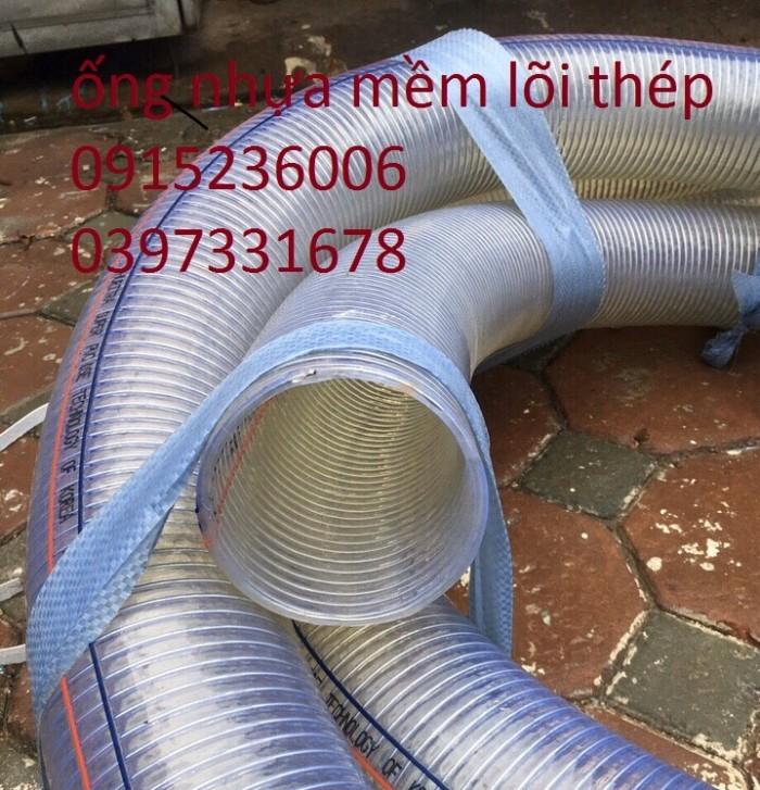Ống Nhựa mềm lõi thép D100, D110, D120 phân phối toàn quốc0