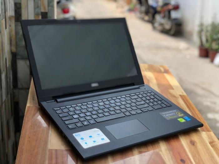 Laptop Dell Inspiron 3543, i5 5200U 8G SSD128-500G Vga GT820 Đẹp zin 100% Giá1