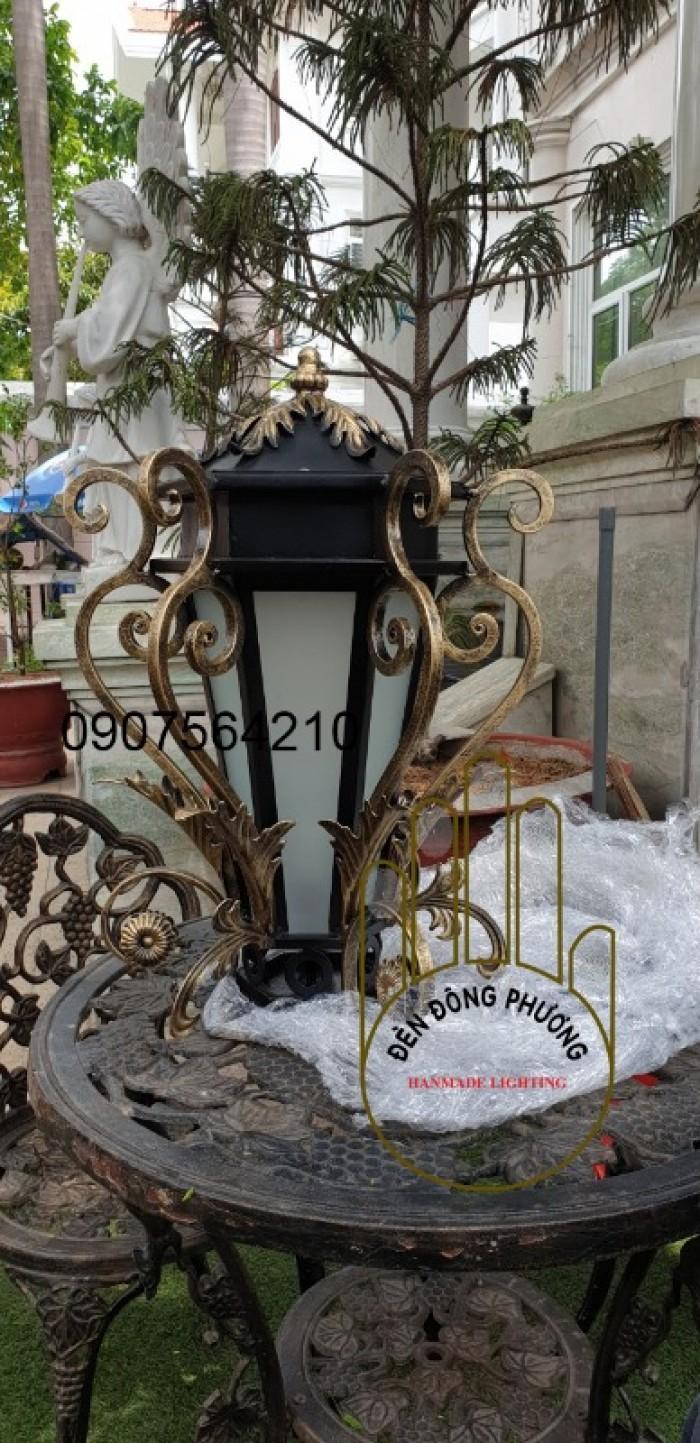 đèn lắp trụ cổng biệt thự1