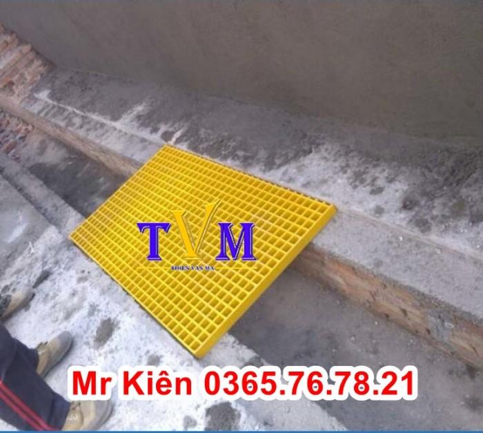 Tấm sàn dùng làm lối đi trên mái nhà xưởng4