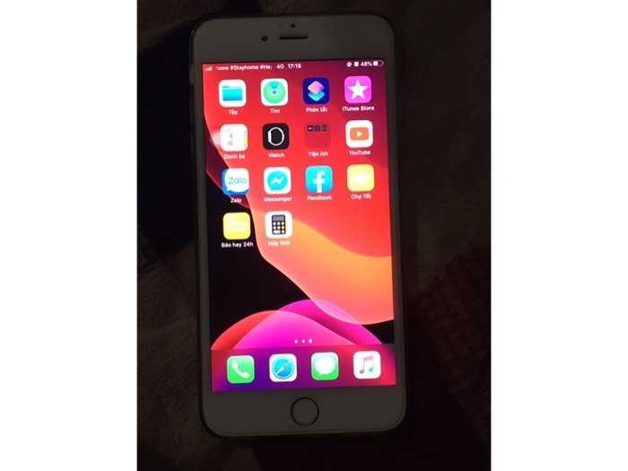 Iphone 6s plus lok 64g2