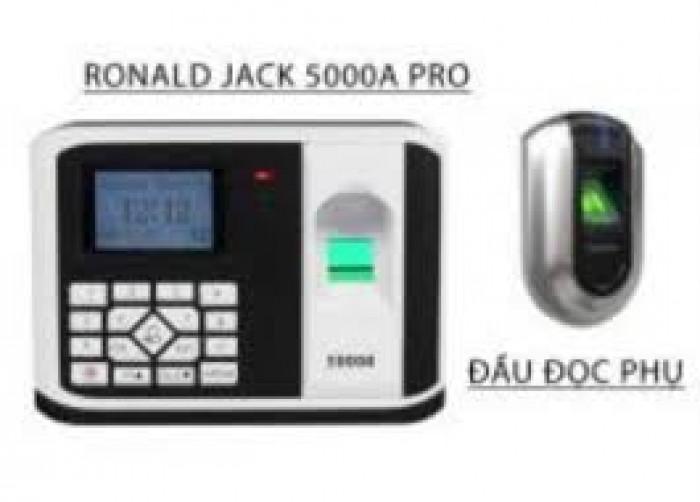Máy chấm công Ronald jack 5000 Aid - nhận ngay giá khuyến mại1