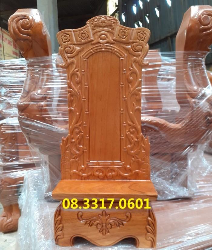 Bài vị thờ bằng gỗ9