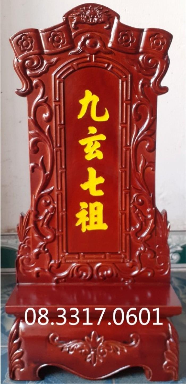 Bài vị thờ bằng gỗ11