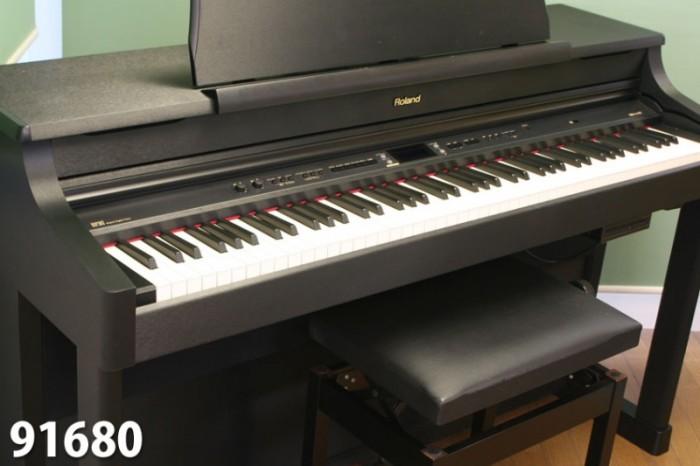 ĐÀN PIANO ROLAND HP 207 SB CHÍNH HÃNG - KHÁT VỌNG MUSIC1