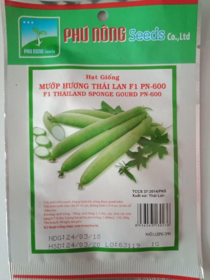 Hạt giống mướp hương Phú Nông1