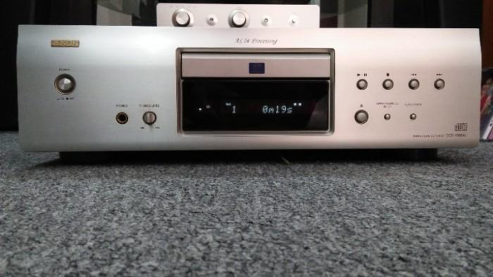 Cd Denon Dcd-1500ae . Made In Japan0