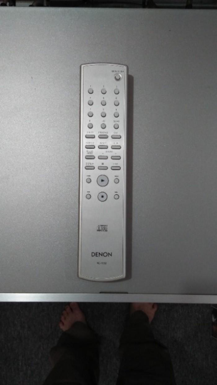 Cd Denon Dcd-1500ae . Made In Japan2