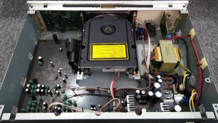 Cd Denon Dcd-1500ae . Made In Japan5