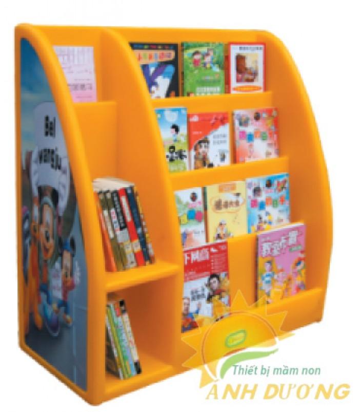 Chuyên cung cấp kệ nhựa mầm non giá rẻ, chất lượng cao cho trẻ nhỏ7