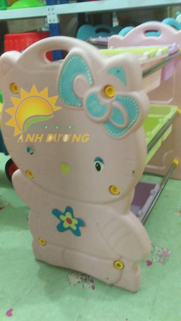 Chuyên cung cấp kệ nhựa mầm non giá rẻ, chất lượng cao cho trẻ nhỏ12