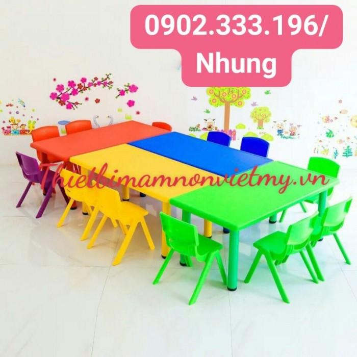 Bán bàn ghế mầm non tại An giang, bàn ghế trẻ em tại AN GIANG rẻ5