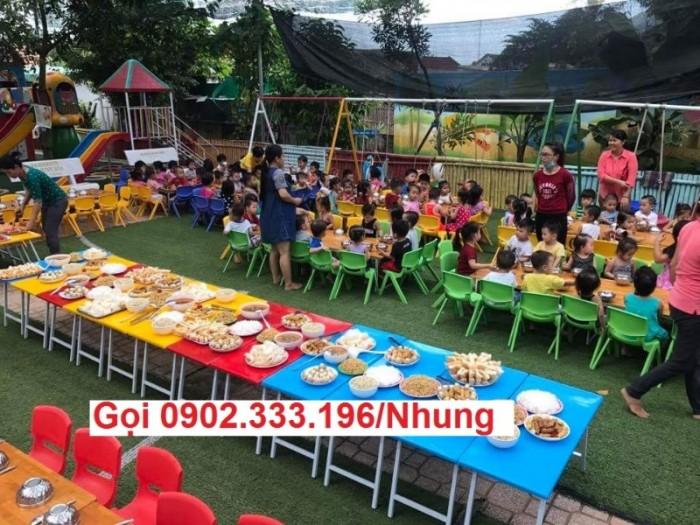 Bán bàn ghế mầm non tại An giang, bàn ghế trẻ em tại AN GIANG rẻ10